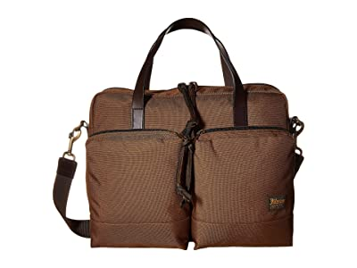 Filson Dryden Briefcase (Whiskey) Briefcase Bags