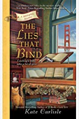 The Lies That Bind: A Bibliophile Mystery Kindle Edition