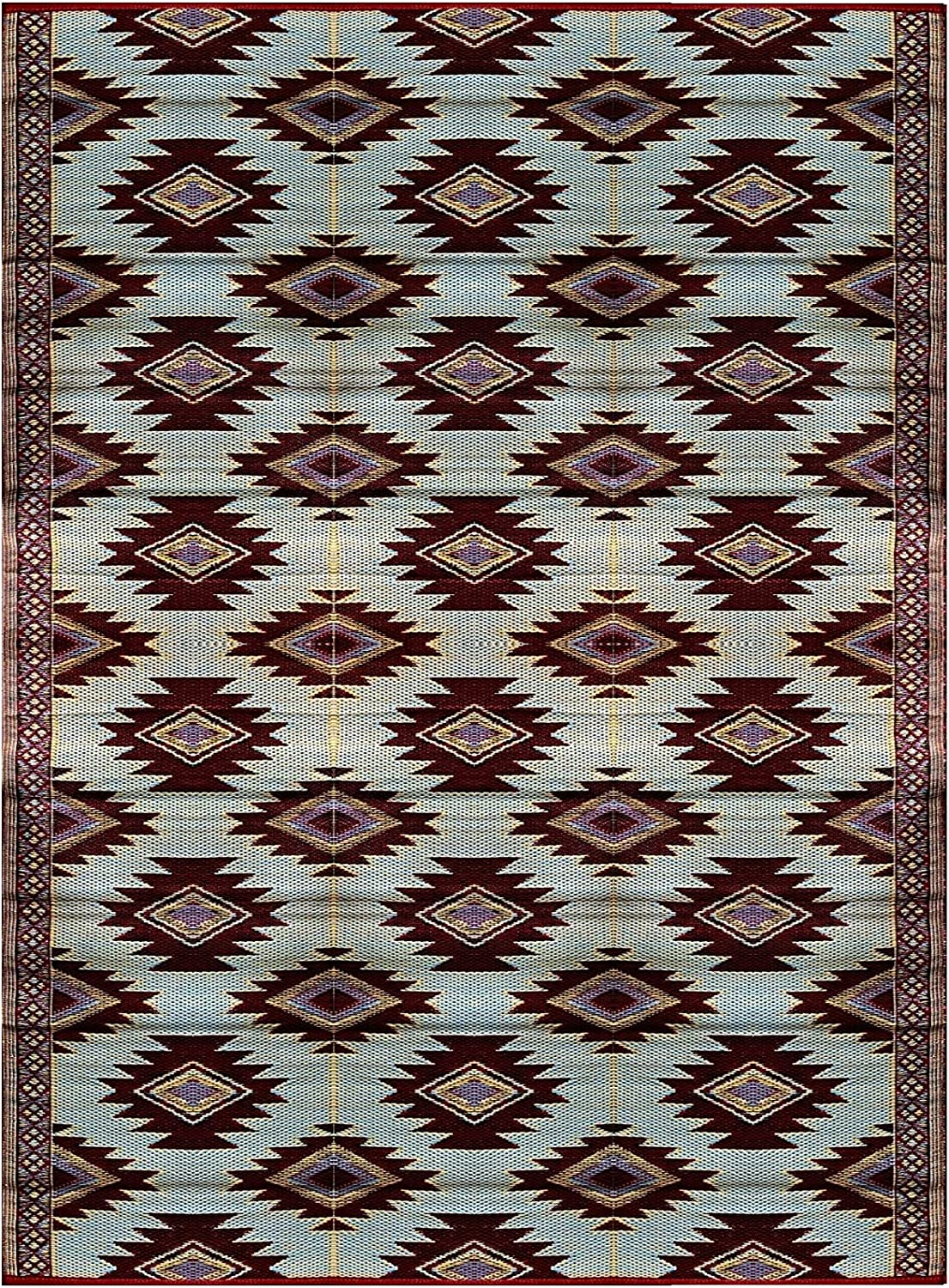 BalajeesUSA Max 69% OFF Outdoor Patio Rugs clearance 274 cm 9'x12' Over item handling 365 x