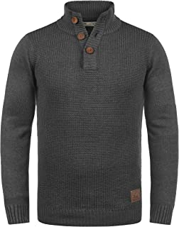 LMA 803170 CACAO Pull Col Camionneur Pure Taille 3