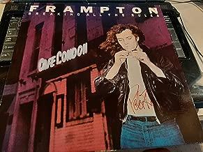 PETER FRAMPTON signed