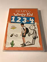 Diary of a Wimpy Kid 1, 2, 3, & 4 (Diary of a Wimpy Kid / Rodrick Rules / Dog Days / The Long Haul)