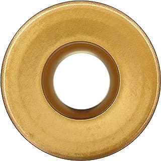 Sandvik Coromant COROMILL Carbide Milling Insert, R300 Style, Round, GC2040 Grade, Multi-Layer Coating, R3000932MMM,0.125