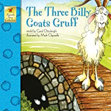 The Three Billy Goats Gruff - Classic Children's Fairy Tale Keepsake Stories, Pre K - 3