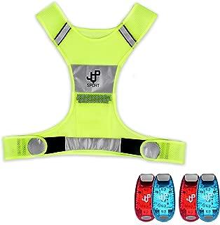 Best reflective running vest lights Reviews