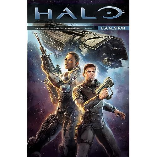 Halo Book: Amazon com