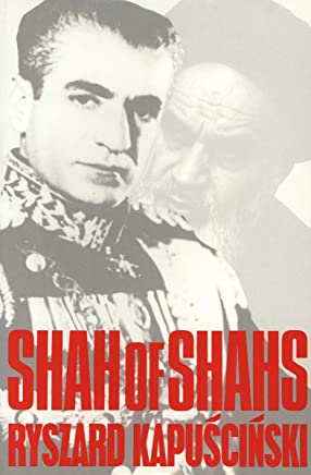 Shah of Shahs (English Edition)