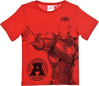 84b76f71b9f57 Amazon.fr : iron man - Garçon : Vêtements