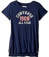 Converse Kids - 1908 All Star Knit Tunic (Big Kids)