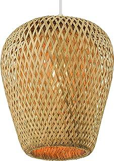 BAYCHEER Lámpara colgante Rústica 1 luz E27 9