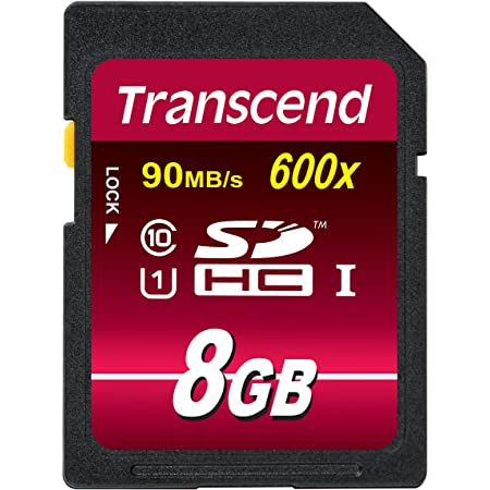 Transcend Ultimate Speed Sdhc Class 10 Uhs 1 8 Gb Computer Zubehör