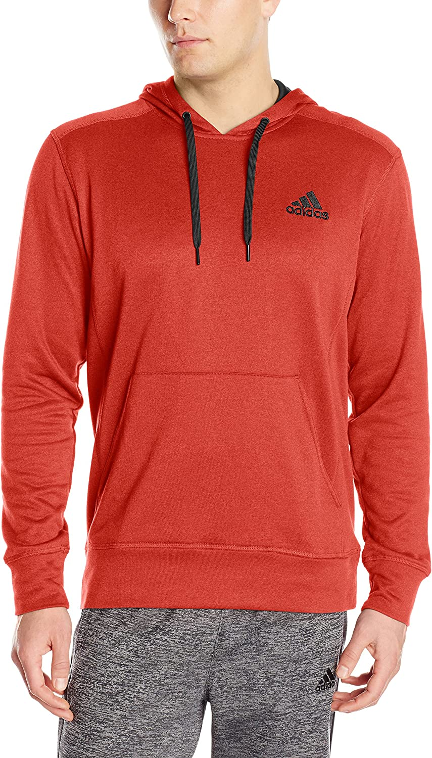 adidas Performance Men's Go-to Max 83% OFF Hoodie Fleece Pullover Ranking integrated 1st place