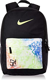 Nike Unisex-Child Backpack, Black/Volt - NKCN6969-010