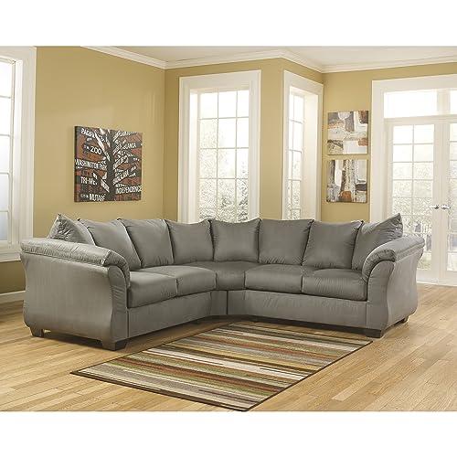 Ashley Furniture Sectional Sofas: Amazon.com