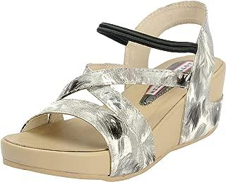 BELLY BALLOT Women's Fashion Sandals