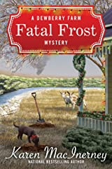 Fatal Frost (Dewberry Farm Mysteries Book 2) Kindle Edition