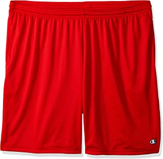 Men's Long Mesh Short with Pockets