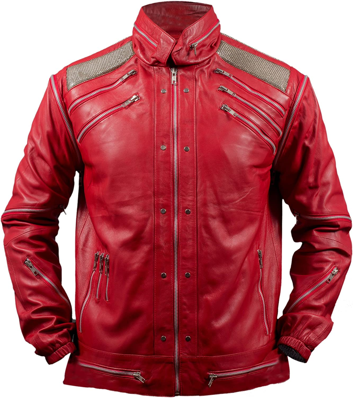 F/&H Kids Michael Jackson Beat It Jacket