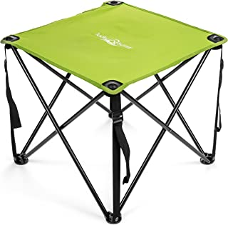 Lucky Bums Quick Camp Table with Carrying Bag