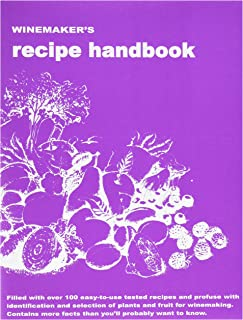 Best winemakers recipe handbook Reviews