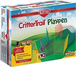 Kaytee CritterTrail Playpen with Mat