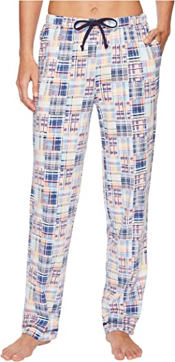 Nautica Printed Knit Long Pants