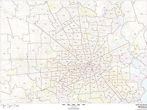 Houston, Texas Zip Codes - 48