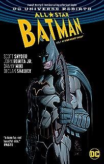 All-Star Batman Vol. 1: My Own Worst Enemy (Rebirth) (DC Universe Rebirth: Batman)