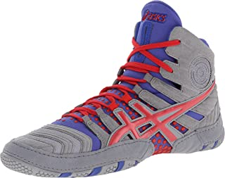 ASICS Men's Dan Gable Ultimate 4 Wrestling Shoe