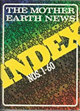 The Mother Earth News Index Nos. 1-60
