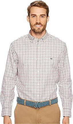 Vineyard Vines - Cocktail Club Check Classic Tucker Shirt