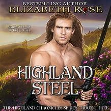 Highland Steel: The Highland Chronicles, Book 3