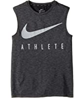 Nike Kids - Breathe Sleeveless Training Top (Little Kids/Big Kids)