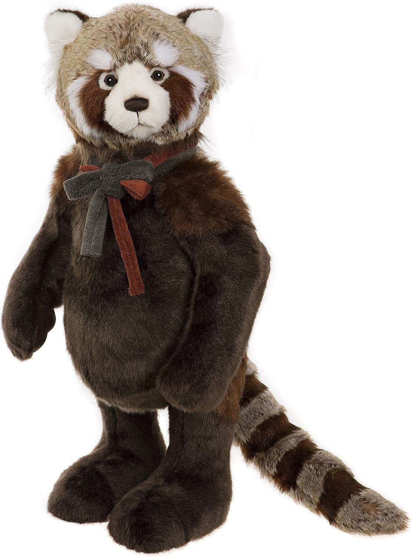 Charlie orsos Coccolone Peluche Jung 76cm Altezza Rossi Pea Orsac otto