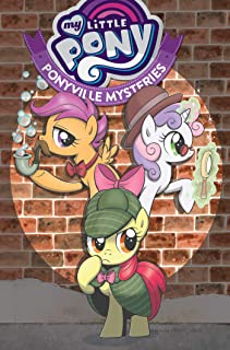 My Little Pony Ponyville Mysteries