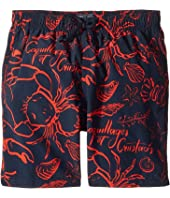 Vilebrequin Kids - Shellfish Swim Trunk (Big Kids)