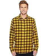 Bodega Flannel Long Sleeve Shirt