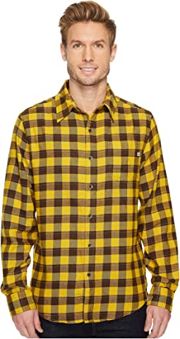 Bodega Flannel Long Sleeve Shirt