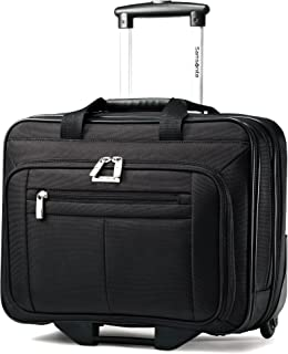Samsonite Casual Wheeled Laptop Overnighter 黑色 17""