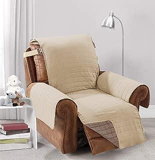 Brilliant Sunshine Linen Sofa Chair Protector Slipcover for Living Room 23
