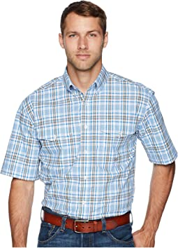 1675 Blue Spring Plaid