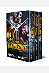 Maximum Exposure Series Box Set: Three stand-alone, action-packed, romantic suspense thrillers Kindle Edition