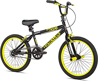 black and yellow gt bike
