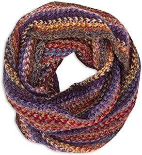 pistil womens Alora Rib-knit Infinity Style Scarf