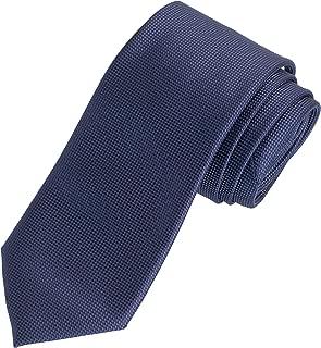 Men's Classic Solid Necktie