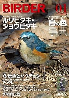 BIRDER (バーダー) 2018年 01月号 [雑誌]