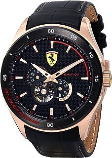 Scuderia Ferrari - Scuderia Ferrari Gran Premio 0830108 - Reloj de Caballero automatico