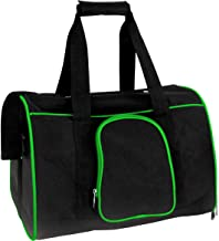 Denco Premium Pet Carrier, Green