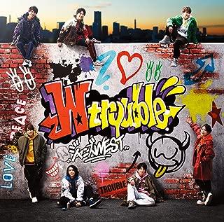 【メーカー特典あり】 W trouble (初回盤B) (CD+DVD-B) (W trouble ステッカーB付)...