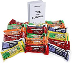 emergency energy bars